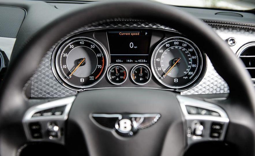 2015 Bentley Flying Spur V8 (Euro-spec) - Slide 28