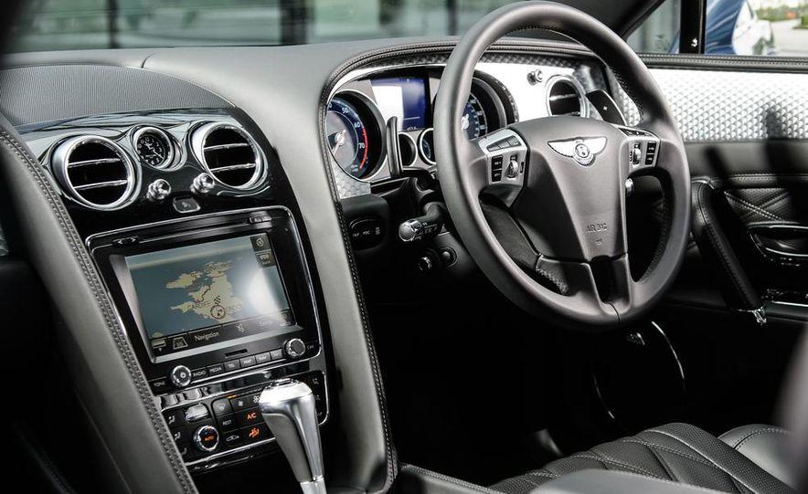 2015 Bentley Flying Spur V8 (Euro-spec) - Slide 24