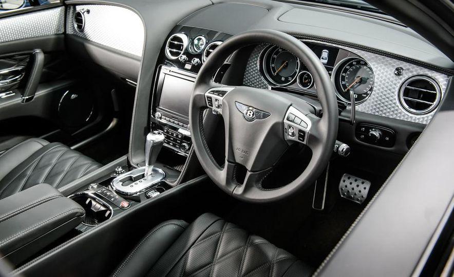 2015 Bentley Flying Spur V8 (Euro-spec) - Slide 25