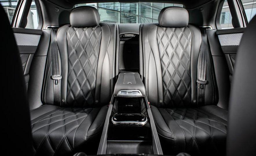 2015 Bentley Flying Spur V8 (Euro-spec) - Slide 26