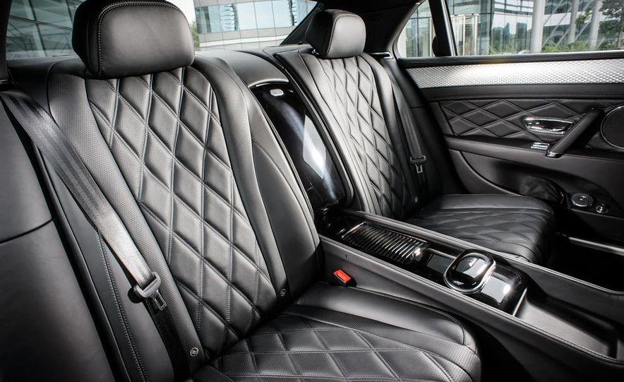 2015 Bentley Flying Spur V8 (Euro-spec) - Slide 27