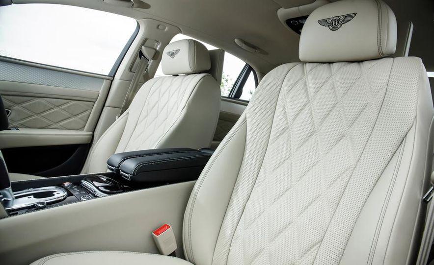 2015 Bentley Flying Spur V8 (Euro-spec) - Slide 42