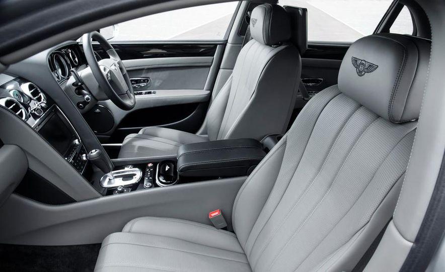 2015 Bentley Flying Spur V8 (Euro-spec) - Slide 53