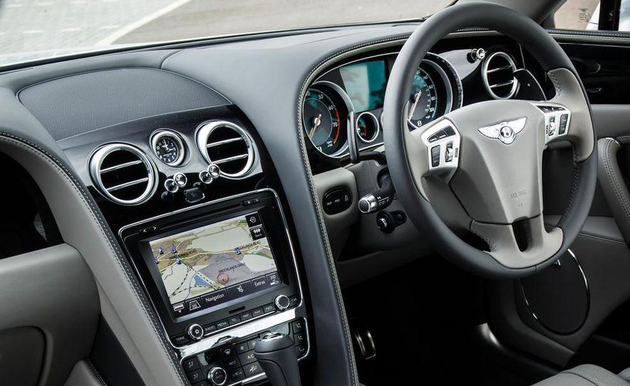 2015 Bentley Flying Spur V8 (Euro-spec) - Slide 55