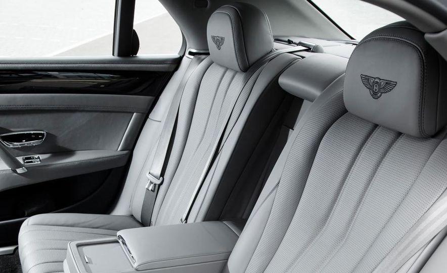 2015 Bentley Flying Spur V8 (Euro-spec) - Slide 56