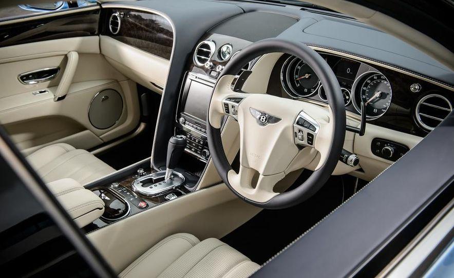 2015 Bentley Flying Spur V8 (Euro-spec) - Slide 67