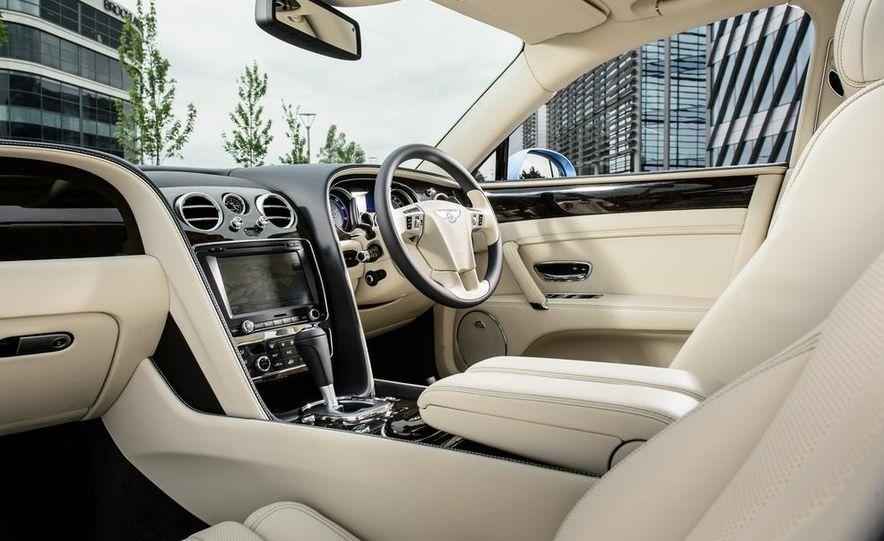 2015 Bentley Flying Spur V8 (Euro-spec) - Slide 68
