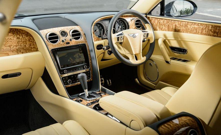 2015 Bentley Flying Spur V8 (Euro-spec) - Slide 94