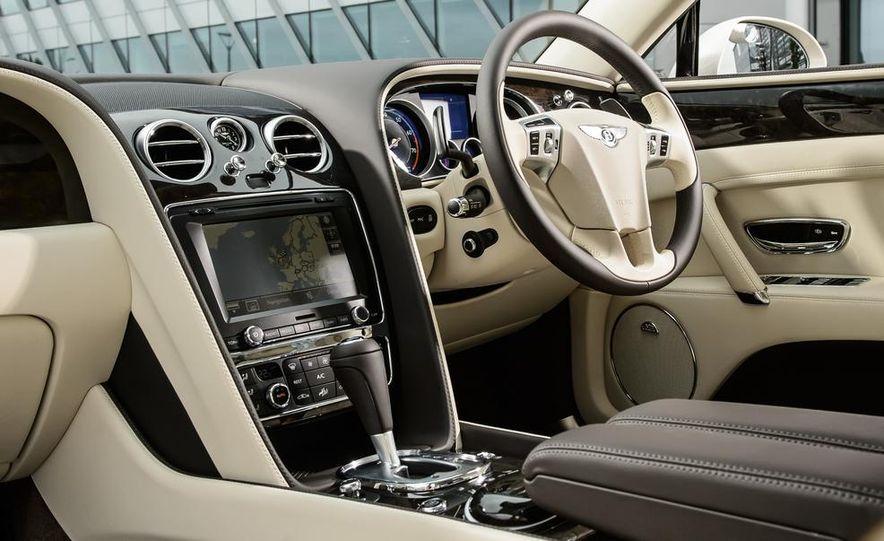 2015 Bentley Flying Spur V8 (Euro-spec) - Slide 113