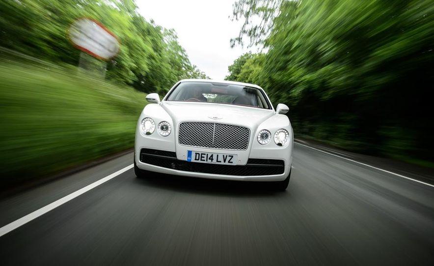 2015 Bentley Flying Spur V8 (Euro-spec) - Slide 75