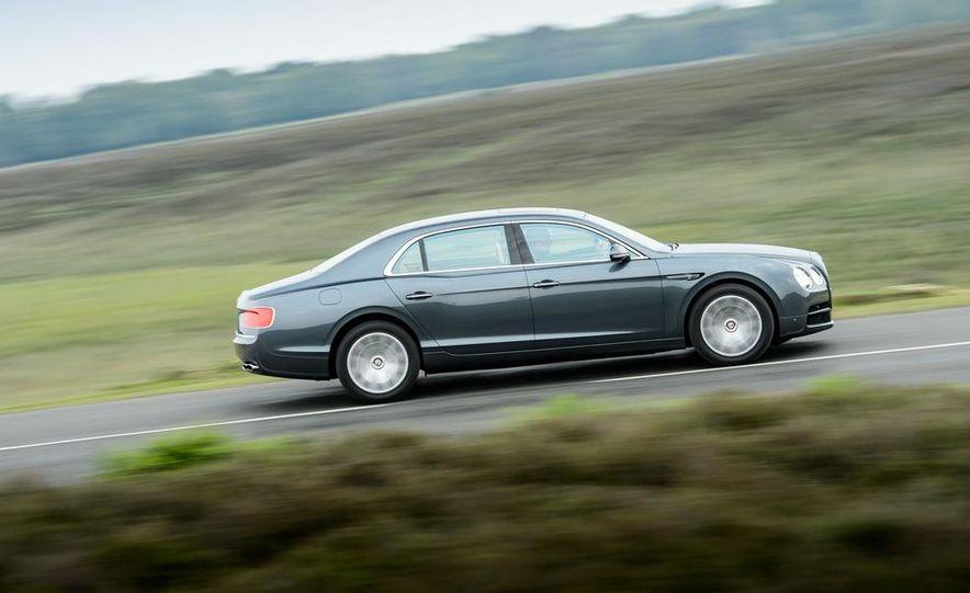2015 Bentley Flying Spur V8 (Euro-spec) - Slide 89