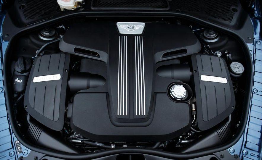 2015 Bentley Flying Spur V8 (Euro-spec) - Slide 32