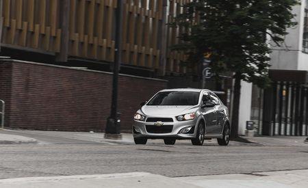 2014 Chevrolet Sonic 1.4T Sedan Manual