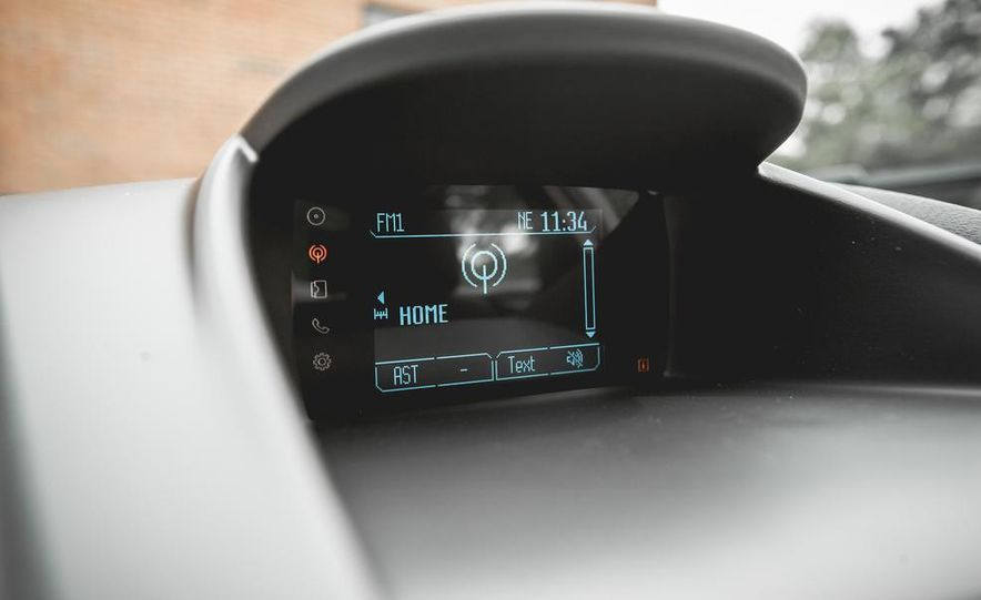 2014 Ford Fiesta 1.0L EcoBoost SFE sedan - Slide 48
