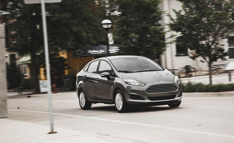 2014 Ford Fiesta 1.0L EcoBoost Sedan