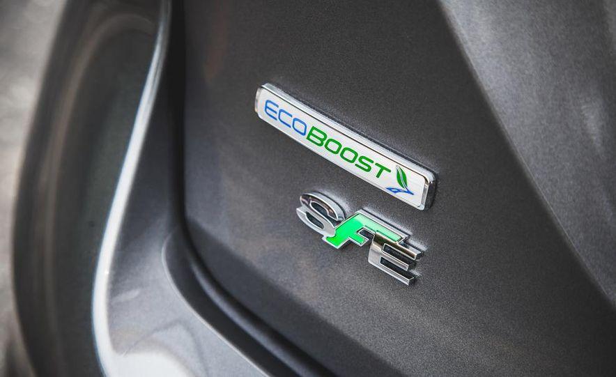 2014 Ford Fiesta 1.0L EcoBoost SFE sedan - Slide 21