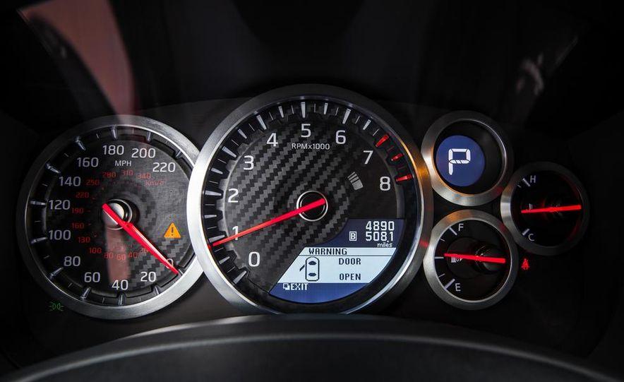 2015 Nissan GT-R - Slide 45