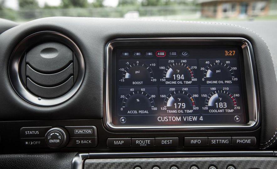 2015 Nissan GT-R - Slide 48