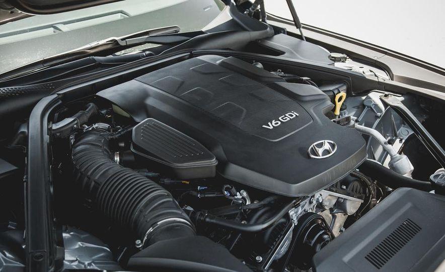 2015 Hyundai Genesis 3.8 sedan - Slide 52