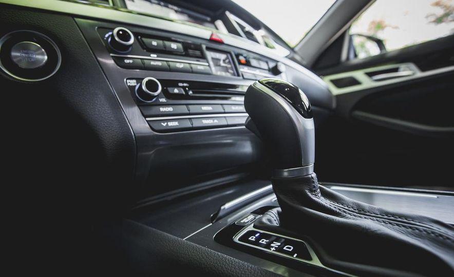 2015 Hyundai Genesis 3.8 sedan - Slide 47