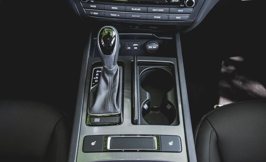 2015 Hyundai Genesis 3.8 sedan - Slide 49