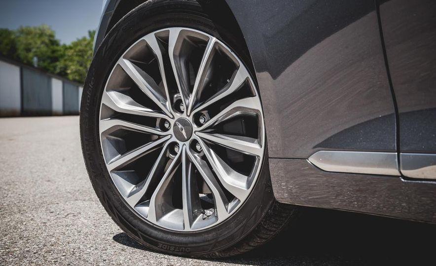 2015 Hyundai Genesis 3.8 sedan - Slide 23