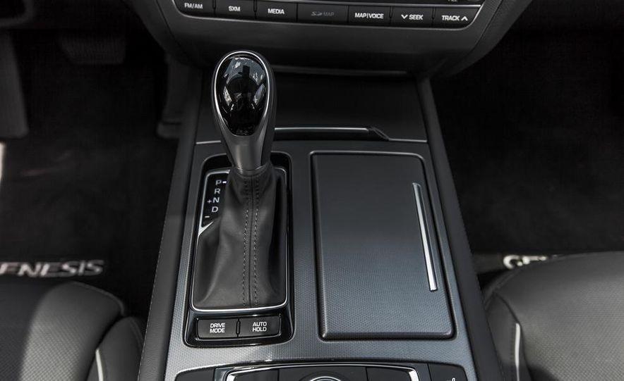 2015 Hyundai Genesis 3.8 HTRAC sedan - Slide 48