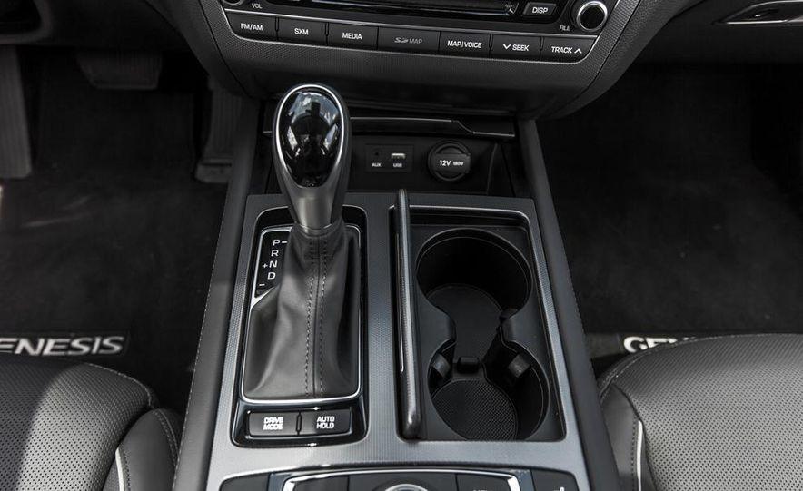 2015 Hyundai Genesis 3.8 HTRAC sedan - Slide 49