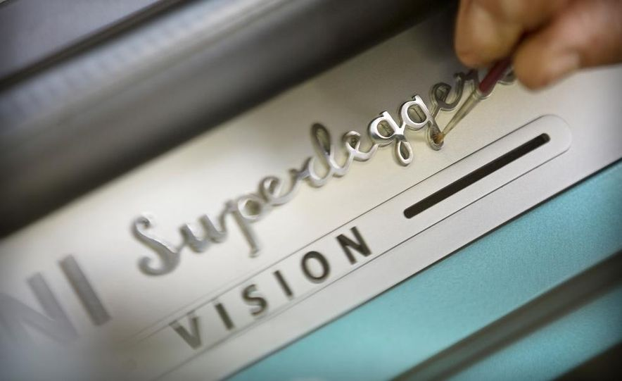 MINI Superleggera Vision concept - Slide 23