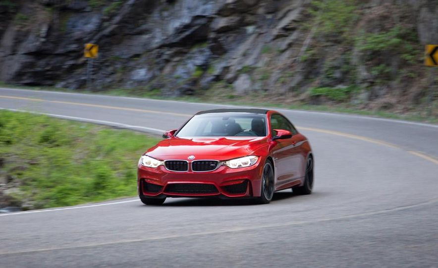 2014 Porsche 911 Carrera and 2015 BMW M4 coupe - Slide 40