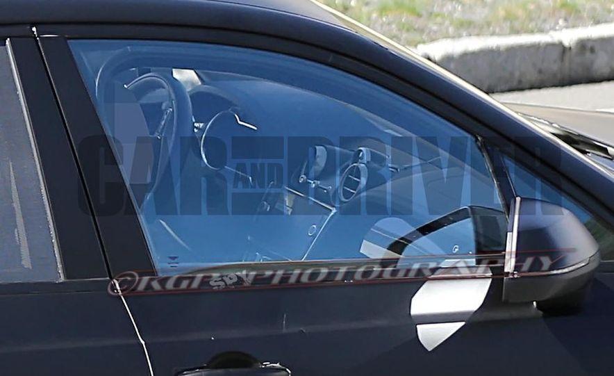2016 Bentley SUV (spy photo) - Slide 17