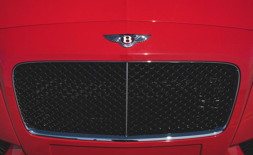 2014 Bentley Continental GT V8 S convertible - Slide 18