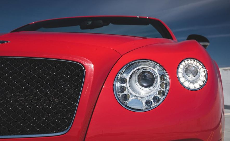 2014 Bentley Continental GT V8 S convertible - Slide 20
