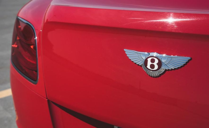 2014 Bentley Continental GT V8 S convertible - Slide 26