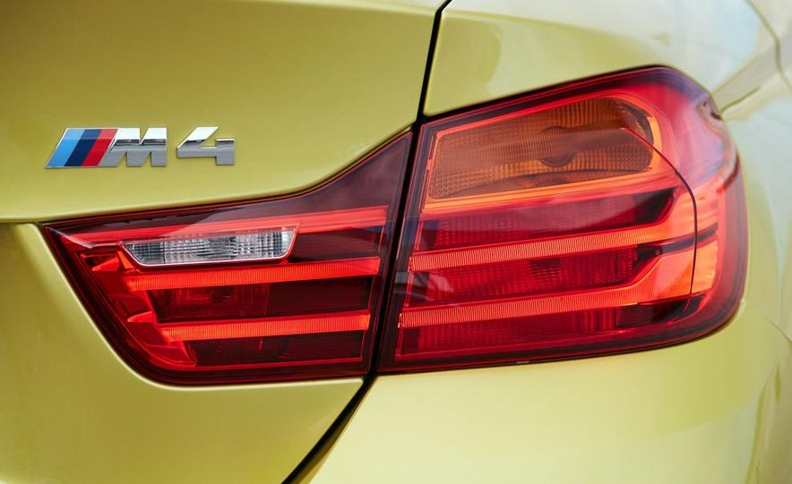 2015 BMW M4 coupe - Slide 53