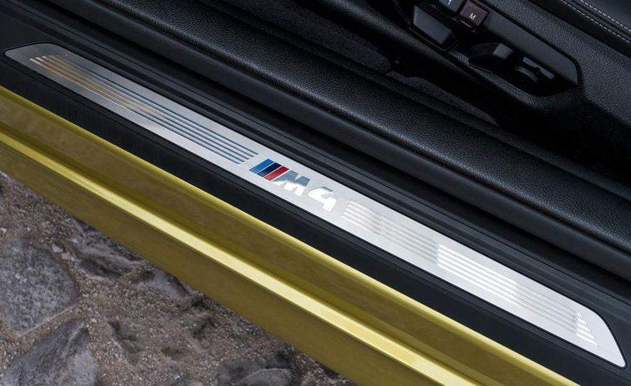 2015 BMW M4 coupe - Slide 51