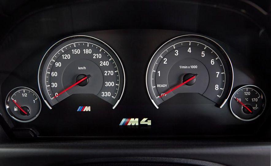 2015 BMW M4 coupe - Slide 56