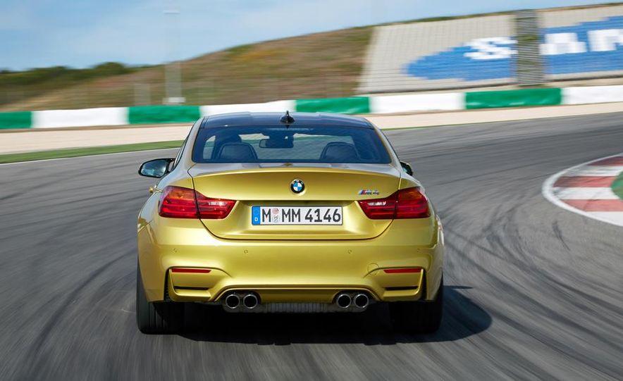 2015 BMW M4 coupe - Slide 10