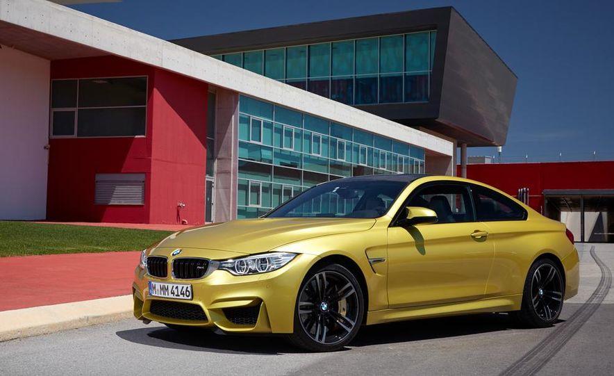 2015 BMW M4 coupe - Slide 27