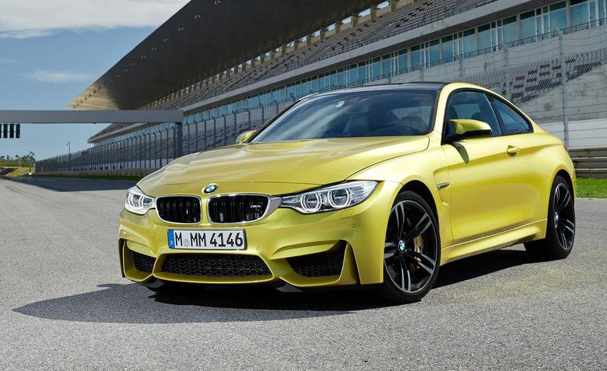 2015 BMW M4 coupe - Slide 35