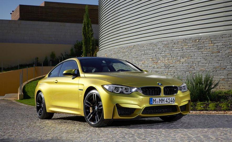 2015 BMW M4 coupe - Slide 39