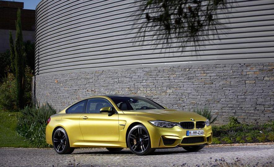 2015 BMW M4 coupe - Slide 40