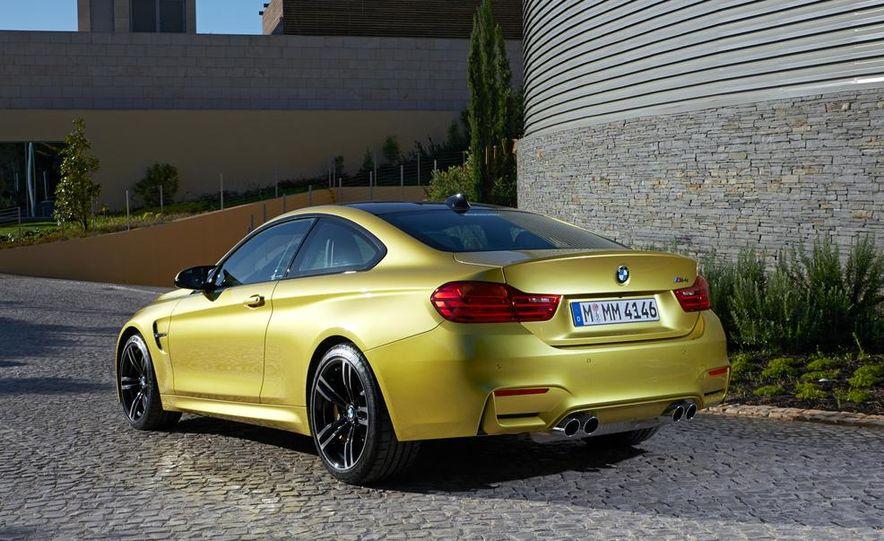 2015 BMW M4 coupe - Slide 42