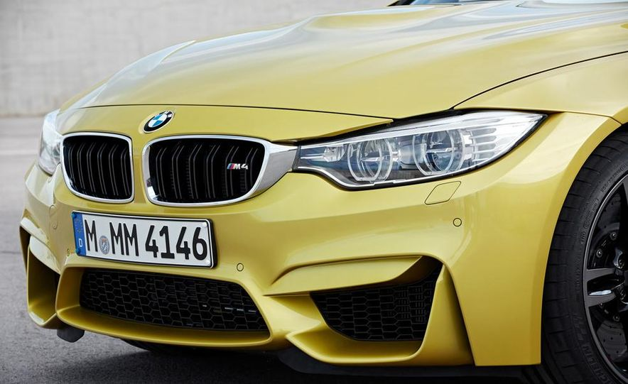 2015 BMW M4 coupe - Slide 47