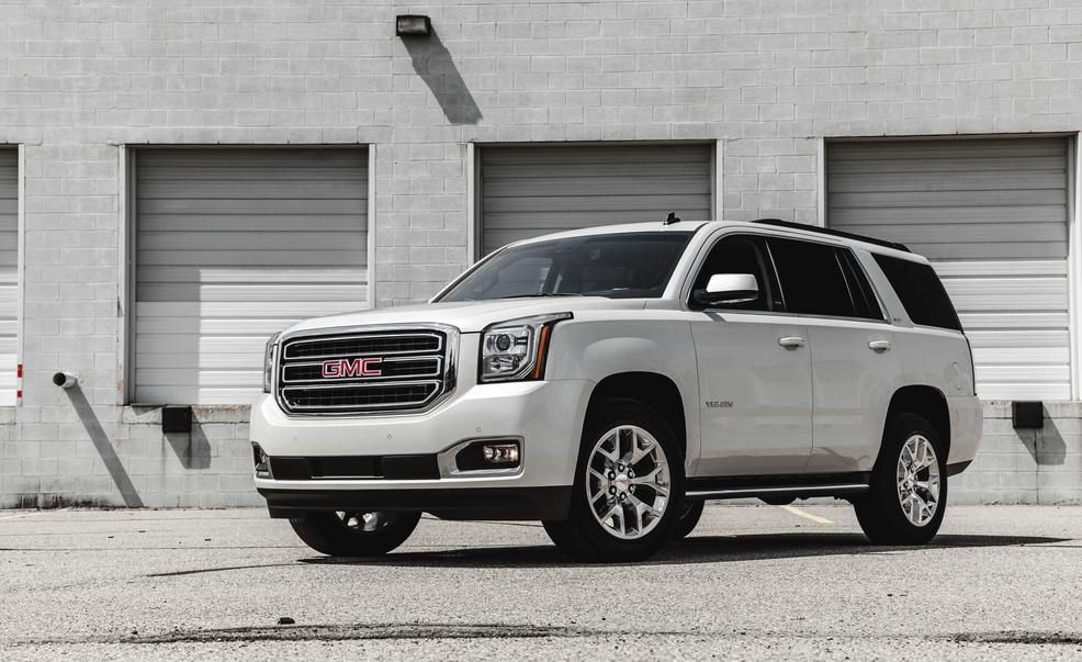 2015 gmc yukon 4wd test review car and driver 2015 gmc yukon 4wd publicscrutiny Images