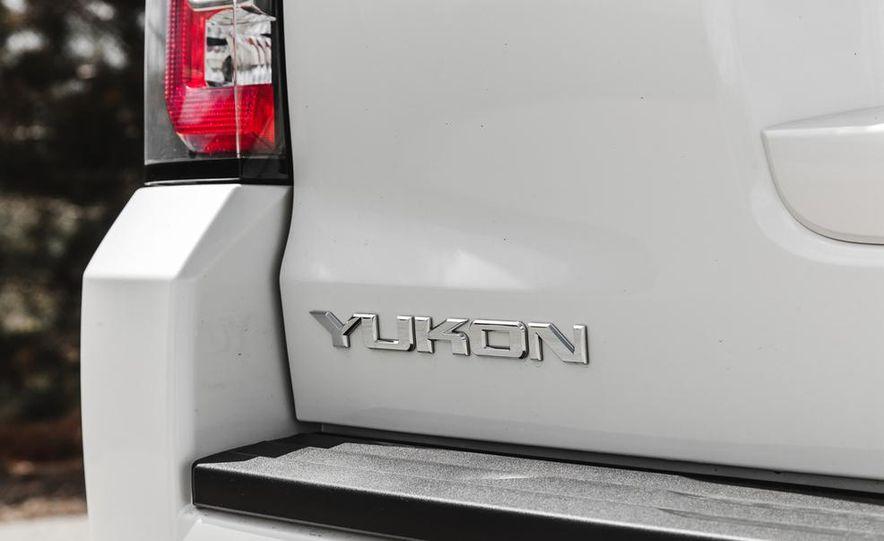2015 GMC Yukon SLT - Slide 17