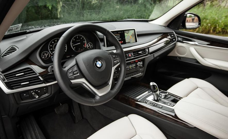 2014 BMW X5 xDrive35d - Slide 24