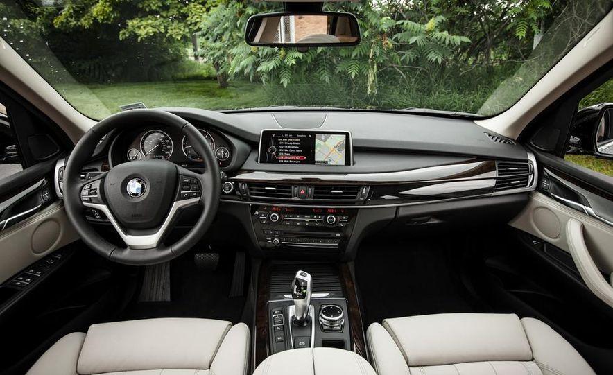 2014 BMW X5 xDrive35d - Slide 25