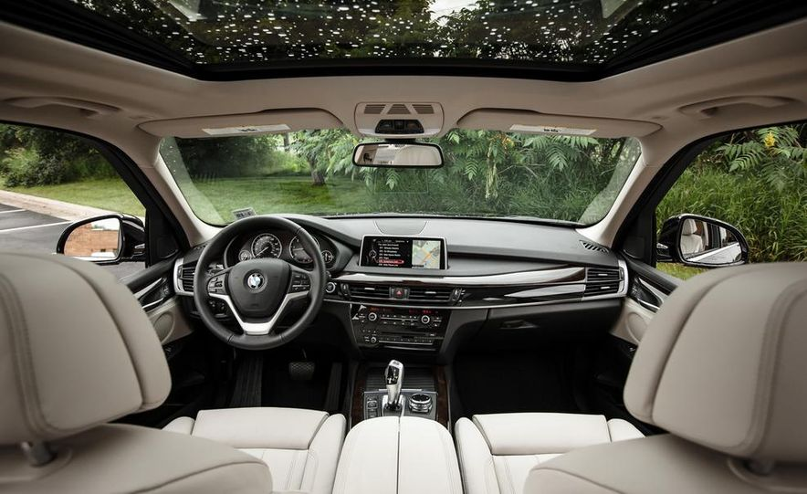 2014 BMW X5 xDrive35d - Slide 26