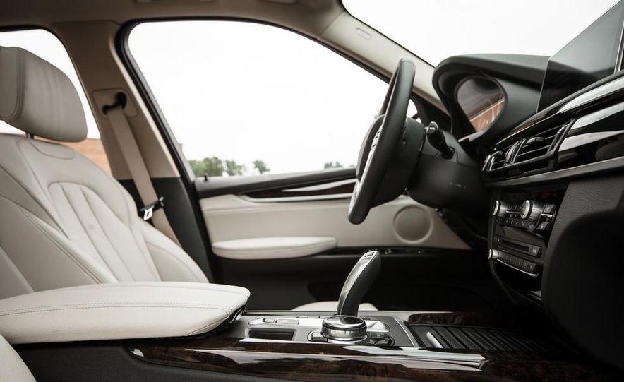 2014 BMW X5 xDrive35d - Slide 27